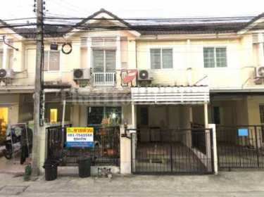 ขายทาวน์เฮ้าส์ 2 ชั้น หมู่บ้านพฤกษา 36 ถนน ร.พ.ช.หลักหก ปทุมธานี