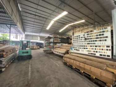 โรงงาน โกดัง ให้เช่า สมุทรปราการ ซ.สุขสวัสดิ์86 เข้าซอยเพียง 900 ม. พร้อมออฟฟิต 2 ชั้น