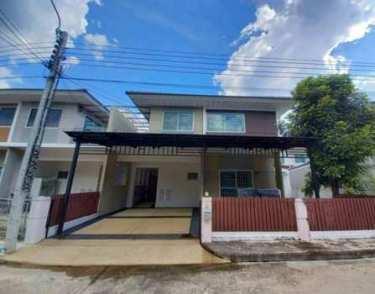 ขายบ้านแฝด 2 ชั้น ในบางรักน้อย เพอร์เฟคพาร์ค ราชพฤกษ์ ทำเลดี ติดถนนราชพฤกษ์ 3 ห้องนอน โทร 0876777659